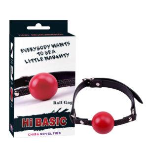 IntimWebshop | Red Ball Gag
