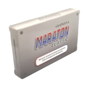 IntimWebshop | Maraton Classic - potency increaser 6 pcs